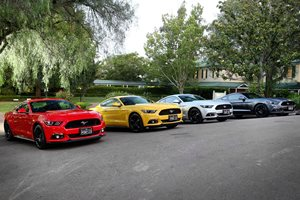 Ford Mustang local supply receives 2000 extra units, SYNC 3...