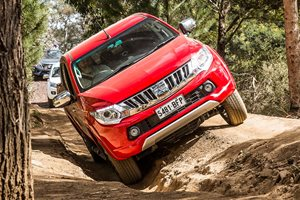 2017 Mitsubishi Triton Review