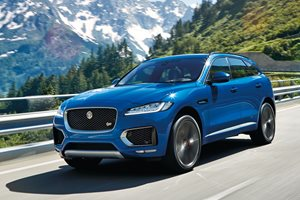 2016 Jaguar F-Pace 20d R-Sport Quick Review