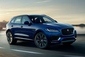 Jaguar F-Pace: 7 things you didn't know