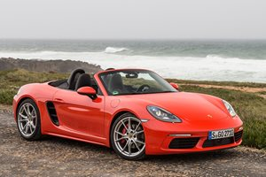 Porsche 718 Boxster Quick Review