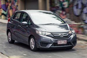 2017 Honda Jazz Review