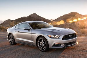 Ford Mustang available to hire in Sydney and Melbourne