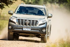 2017 Toyota LandCruiser Prado Review