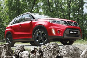 Suzuki Vitara steering updates flow in