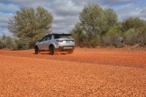 Land Rover Discovery Sport takes on the Aussie Outback