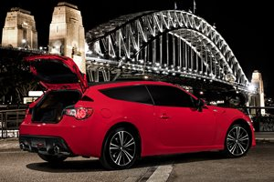 Toyota 86 Shooting Brake concept created in Australia