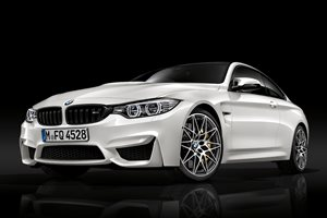 BMW M3 and M4 Competition variants announced