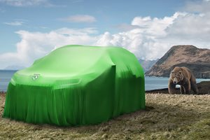 Skoda Kodiaq officially named