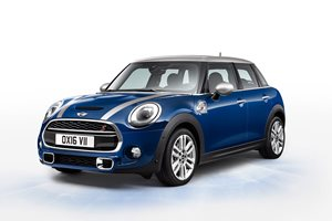 Mini Seven design edition nods to Austin original