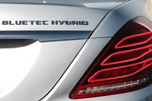 Mercedes-Benz Bluetec Hybrid