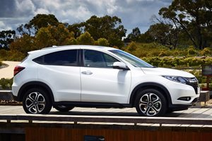 Honda HR-V Quick Review