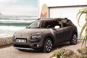 Citroen C4 Cactus Rip Curl not coming to Australia