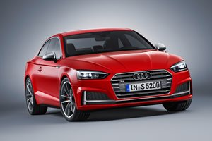 2017 Audi A5 Coupe and 2016 Audi S5 Coupe revealed