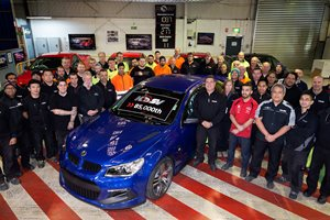 HSV's 85,000th vehicle hits the market