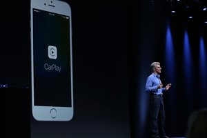 Apple Developer Conference with CarPlay