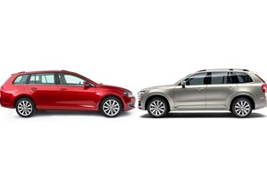 Wagons vs SUVs