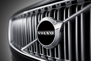 Volvo XC90 badge