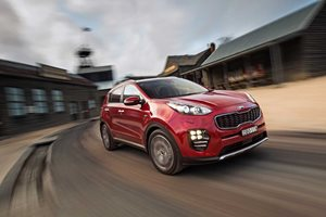 Kia Sportage v Mazda CX-5 v Subaru Forester: Which mid-size SUV should...