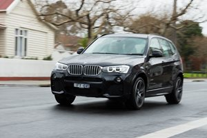 2015-2017 BMW X3 Review