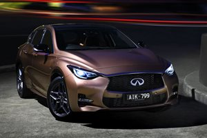 Infiniti Q30: 8 things you didn't know