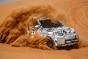 Land Rover Discovery 5 revealed further, new petrol 4cyl, 8-speed auto...