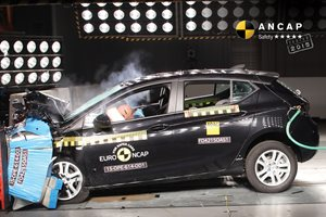 ANCAP crash test