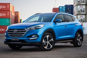 Hyundai Tucson and Mitsubishi ASX lead list of rising stars