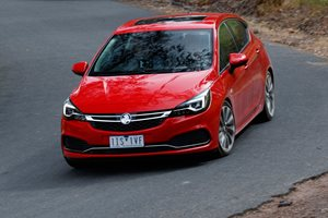 2017 Holden Astra R Quick Review