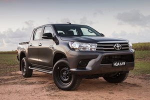 Analysis - Toyota Hilux and Ford Ranger dual-cab dominance put in...