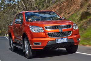 2012-2016 Holden Colorado Review