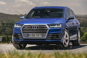 2017 Audi SQ7: 14 things you need to know