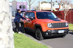2016 Jeep Renegade Trailhawk long-term car review, part one