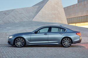 BMW 540i: 9 things you didn't know