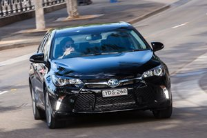 2015-2017 Toyota Camry Review