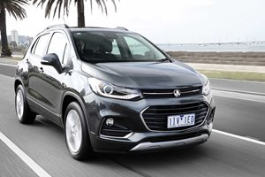 2017 Holden Trax price and features for facelifted SUV