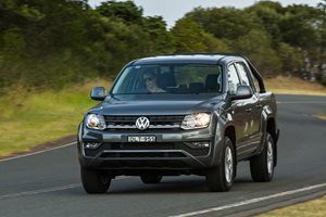 2017 Volkswagen Amarok price and features