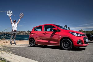 2016 Holden Spark LS long-term car review, part one