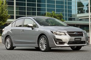 2012-2016 Subaru Impreza Review