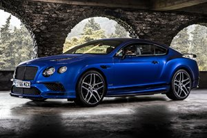 2017 Bentley Continental Supersports Quick Review