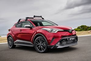 Toyota C-HR demand expected to create queues