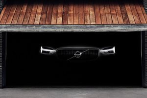 2018 Volvo XC60 teased ahead of 2017 Geneva Motor Show