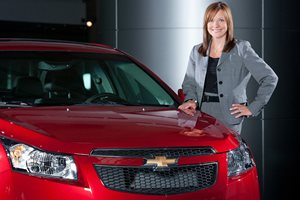 Five of the world's most influential women in automotive