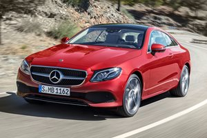 Mercedes-Benz E-Class Coupe arrives in June priced from $96,000