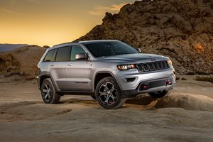 2017 Jeep Grand Cherokee scores design and equipment upgrades