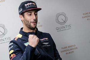 Daniel Ricciardo's tips for driving like a boss