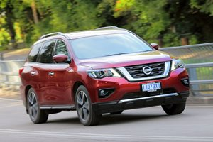 2017 Nissan Pathfinder Review