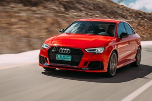 2017 Audi RS3 Sedan review