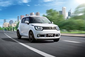 Suzuki Ignis Video Review