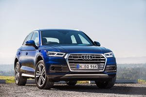 2017 Audi Q5 2.0 TDI and TFSI pricing and features
